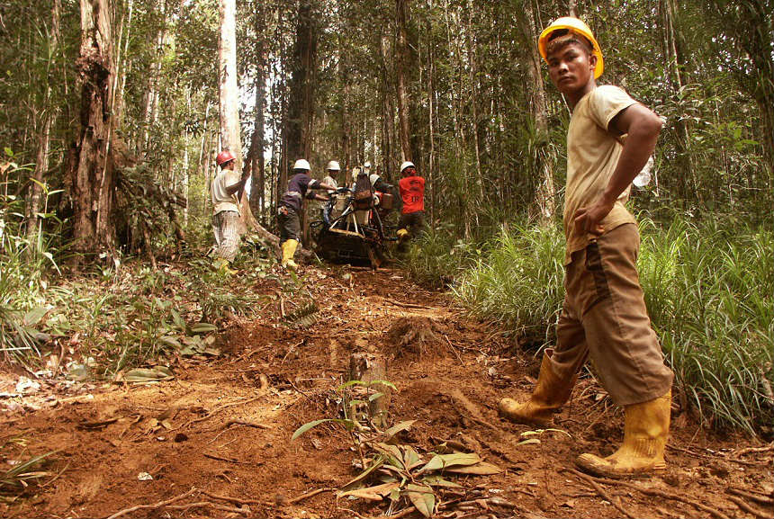 DRC resource curse